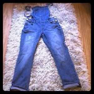Denim - Overall jean size s